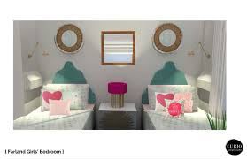 Magazines Home Decor by Designing A Shared Girls Bedroom Curio Design Studio