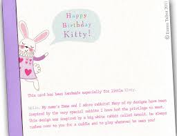 first birthday or pick your age personalised card by the little
