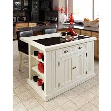 nantucket kitchen island home styles nantucket kitchen island in distressed white finish