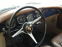 porsche speedster interior 1964 356 c coupe bali blue fawn interior rennlist porsche