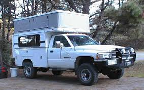 Camper For Truck Bed Why A Fourwheel Camper