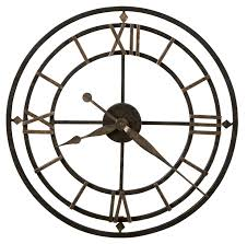 total fab oversized u0026 giant metal wall clocks