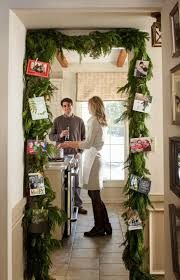 Christmas Decoration Ideas For Kitchen Best 25 Christmas Card Display Ideas On Pinterest Christmas