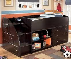 Ashley Furniture Embrace Loft Bed With Dresser And Bookcase Kids - Ashley furniture kids beds