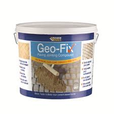 Patio Jointing Compound Geofix Paving Jointing Compound Grey 20kg