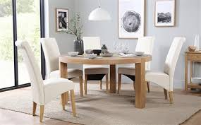 Round Dining Table With Armchairs Round Dining Sets Furniture Choice