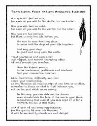 indian wedding prayer traditional nations marriage blessing american indian