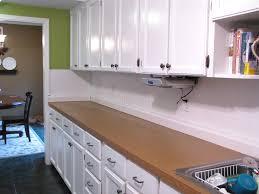 beadboard backsplash butcher block countertop installing