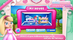 Doll House Decoration Android Apps by Astounding All Doll House Games Bedroom Ideas