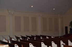 church acoustic panels mississippi mill works custom cabinets