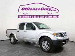 2013 Nissan Frontier Roof Rack by Nissan Frontier In Florida For Sale Used Cars On Buysellsearch