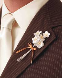 how to make boutonnieres dapper diy boutonniere ideas for your wedding martha stewart