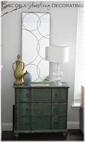 chic on a shoestring decorating client living room makeover reveal