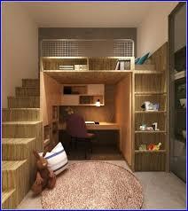 lit mezzanine ado avec bureau et rangement bureau ado avec rangement lit mezzanine ado avec bureau et