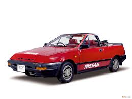 nissan pulsar 1982 of nissan pulsar exa convertible hn12 1985