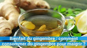 comment cuisiner le gingembre bienfait du gingembre comment consommer du gingembre pour maigrir