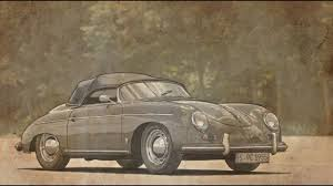 classic porsche classic brake drums for the 356 a youtube