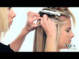 best hair salon for thin hair in nj aqua hair extensions seamless tape hair extensions aqua tape