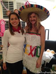 fiesta party dress up