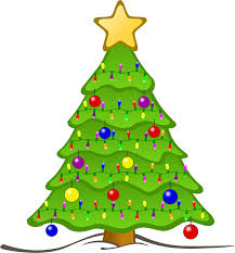 free clip art animated christmas tree clipart collection