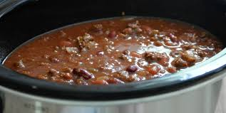 easy and delicious crockpot chili my family thyme