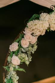 wedding arch nashville caleigh and wesley wedding rosemary finch floral design