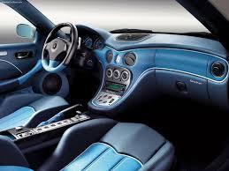 blue maserati interior maserati gransport 2004 pictures information u0026 specs