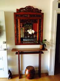 Unique Entry Tables Best 25 Narrow Side Table Ideas On Pinterest Sofa Side Table