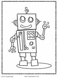 robot color robots robot free