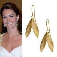 catherine zoraida earrings catherine zoriada leaf earrings catherine s jewelry style