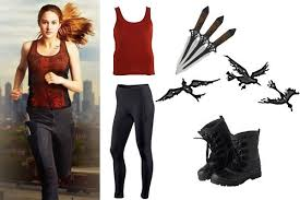 Book Characters Halloween Costumes Diy Young Book Character Halloween Costumes 2013 Tris