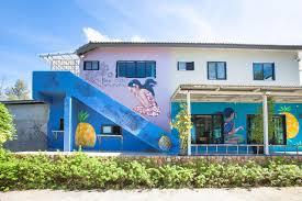 guesthouse bann chom le klong muang beach thailand booking com