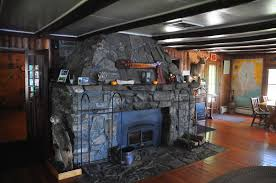 remote lodge offers tranquility and wild beauty visit downeast maine