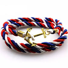 anchor bracelet rope images 87 nautical anchor bracelets shop anchor bracelets for men jpg