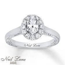 neil engagement jared neil engagement ring 1 1 8 ct tw diamonds 14k white gold