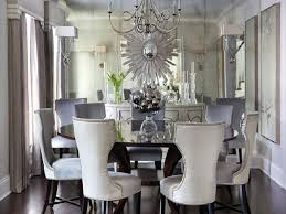 round table dining room mirrored dining room set dining room cintascorner mirror dining