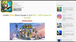 for android 2 3 apk castle clash brave squads 1 3 3 apk data for android