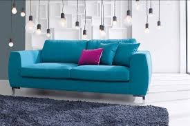 canapé turquoise ikea stunning canape bleu convertible gallery antoniogarcia info