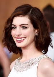short hairstyle for small forehead pinteres