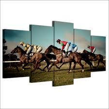 Equestrian Home Decor Online Get Cheap Art Horse Racing Aliexpress Com Alibaba Group