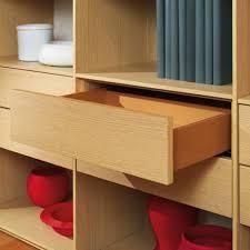 coulisse tiroir cuisine coulisses invisibles tiroir bois système push accessoires de cuisine