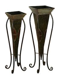 cheap tall planters black find tall planters black deals on line