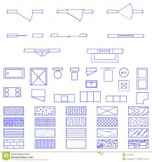 architecture architectural blueprint symbols architectural