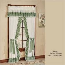 Swag Kitchen Curtains Living Room Marvelous Lace Kitchen Curtains Marburn Curtains