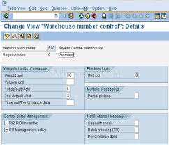 Step by Step Approach for Configuration of Warehouse Management SAPFunctional com