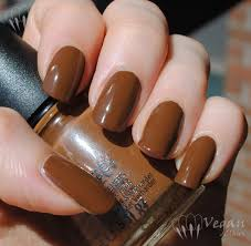 light brown nail polish brown vegan claws page 4