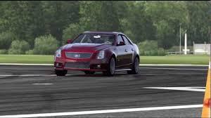 top gear cadillac cts v cadillac cts v top gear track