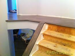 How To Install Banister How To Install Stair Nose Molding