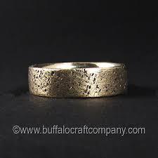 mens rustic wedding bands men s wedding band gallery buffalo craft company llc
