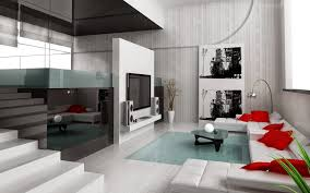 Interior Design Of Modern Home With Design Inspiration - Modern home interior design pictures